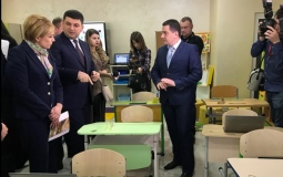 """Презентація меблів для """"Нової української школи"""""""