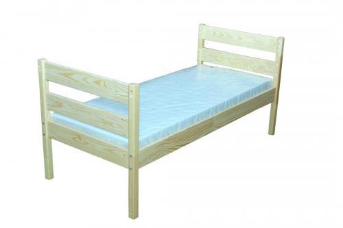 Ліжко дитяче з натуральной деревини (Соcна) без матрацу